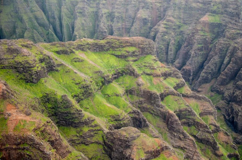 Kauai Canyons