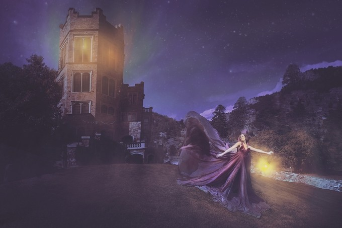 A New Direction by TomCornish - Shades Of Purple Project