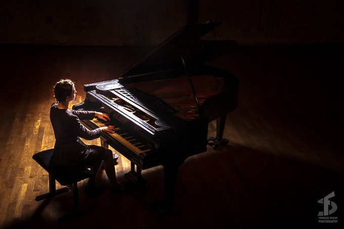 The pianist by FrancoisSerent - The Lifestyle Project