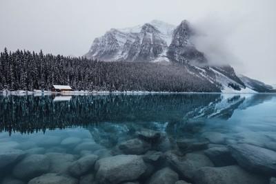 Lake Louise Calm