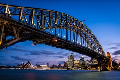 Magical Sydney Night