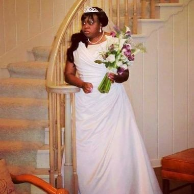 This is my best friend Vontina. She had been my maid of honor. She got married in March 2013 and 4 months later she passed away from complications due to sleep apnea.