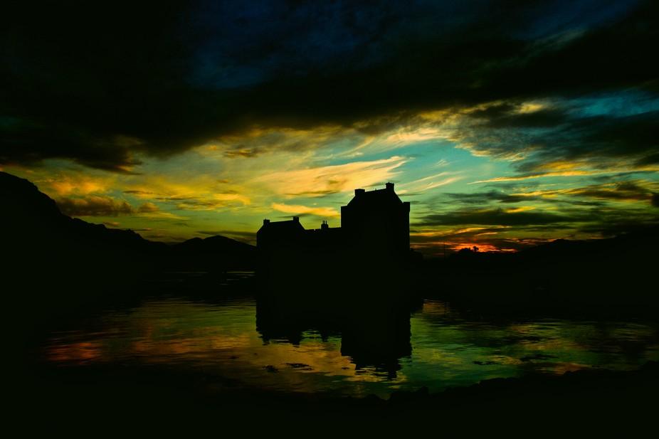 Picture taken in Scotland,UK