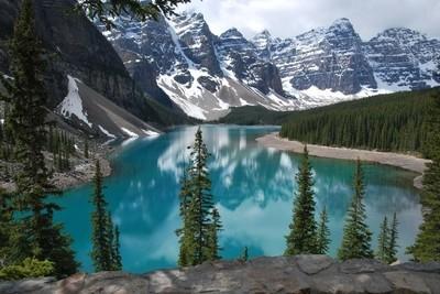 Lake Moraine, Banff, Alberta