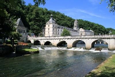 Brantom Abbey and Bridge