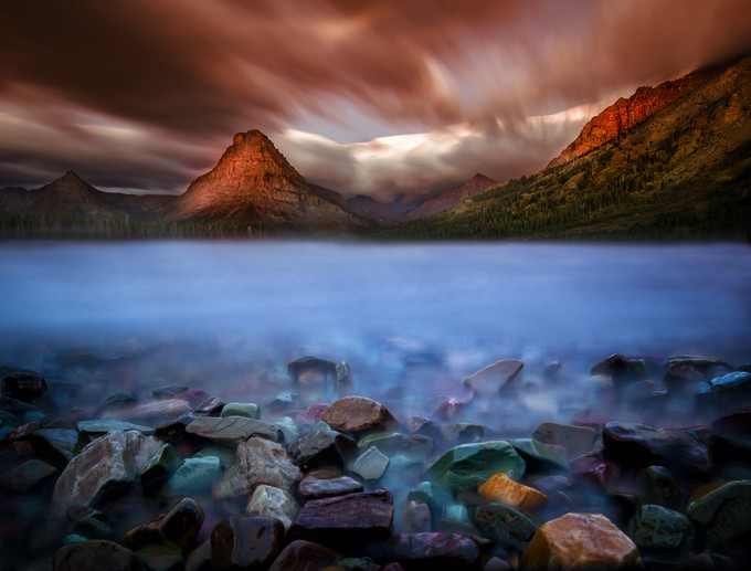 Rocky Beach by garyhunter_6788 - Boulders And Rocks Photo Contest