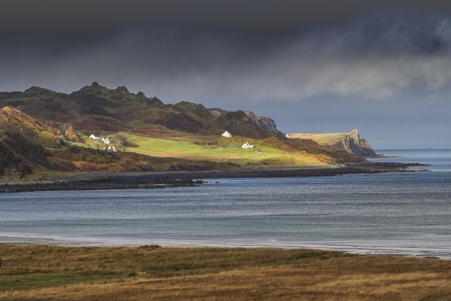 Taken near Staffin, on the Isle Of Skye, The Highlands, Scotland, UK