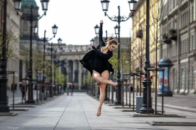 street dancer by Rebruk - Lets Dance Photo Contest