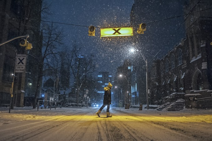 Pedestrian  by GaryCummins - People In The City Photo Contest