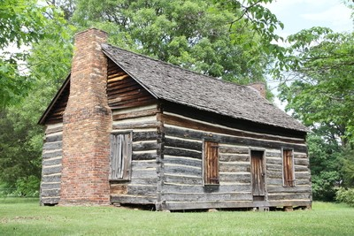 Ebenezer Academy Circa 1822 Statesville,NC- USA