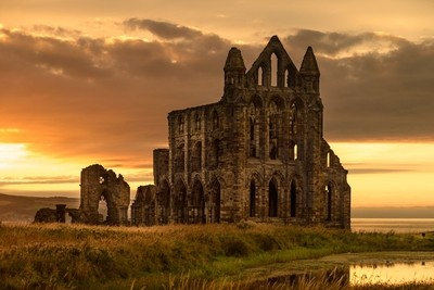 Abbey at Whitby