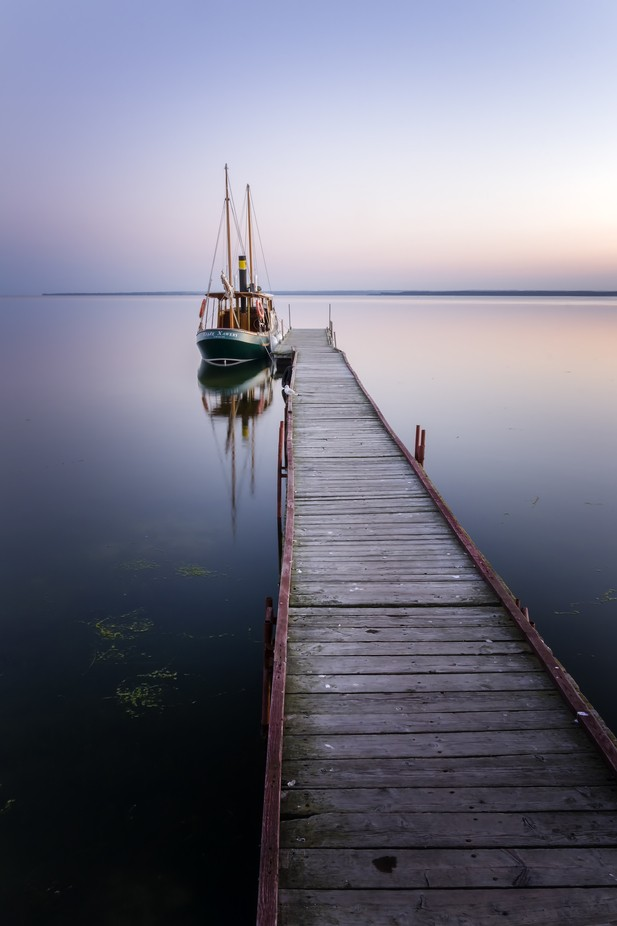 Wooden Pier 1 by Orphy - Promenades And Boardwalks Photo Contest