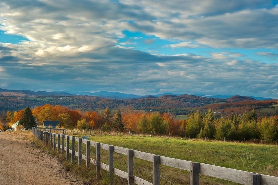 Urban Road, Cabot Vermont