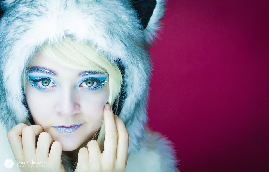 Fur Lady