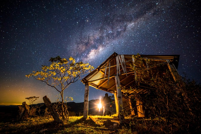 Rising Milky Way by DanMarshall91 - Capture The Milky Way Photo Contest