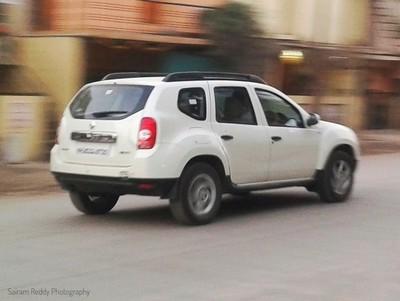 Renault's Rhino in a bit of Pan