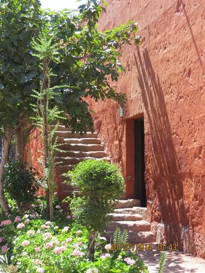 16th Century Stairs