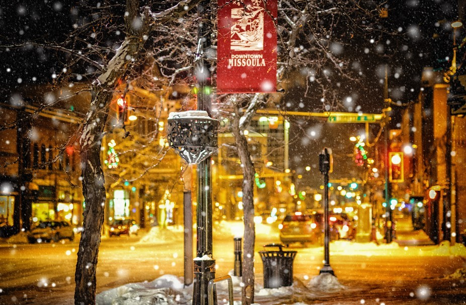 This photo was taken with a Canon EOS 7D Mark II body and Sigma Art 50mm f1.4 lens in Missoula, M...