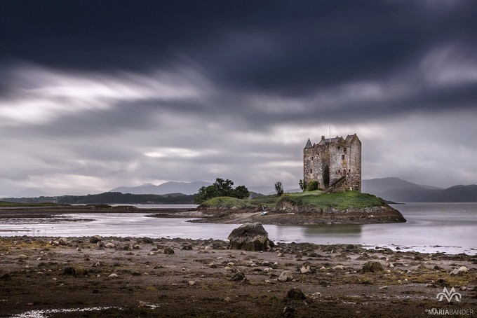 Forgotten by MariaBander - Enchanted Castles Photo Contest