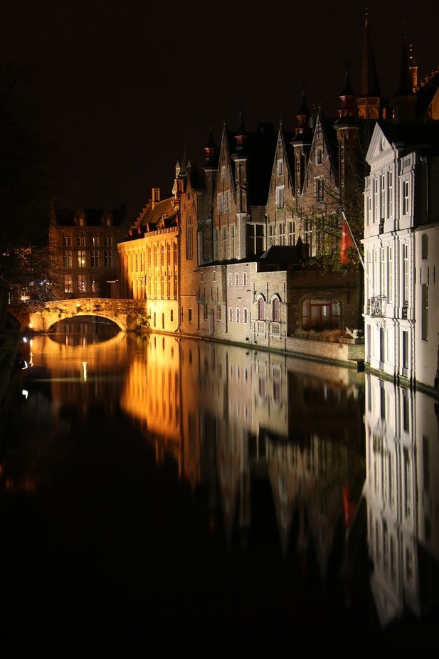 Brugge Old Town