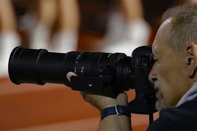 The Eyes Of The Photographer Are Upon You
