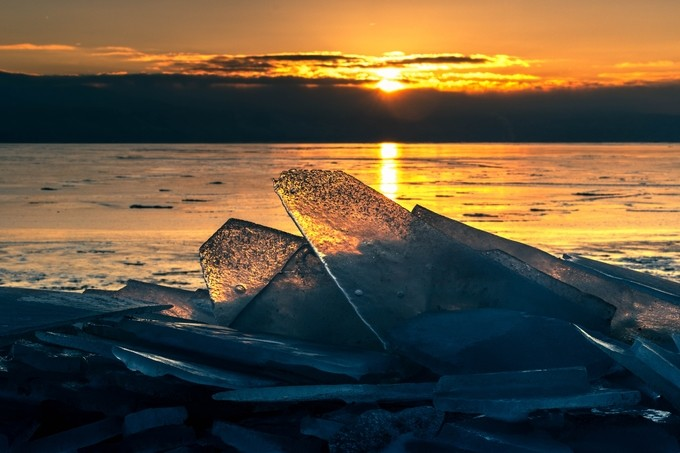 Ice by bry67 - Semitransparent Photo Contest