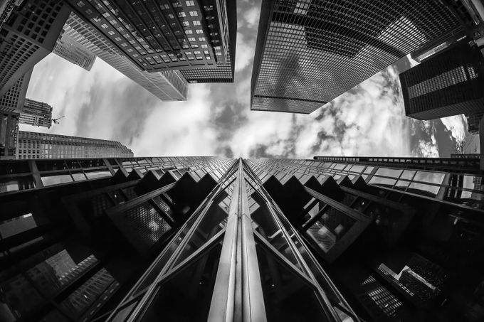 Skyline by rafsalsa - Compositions 101 Photo Contest vol3