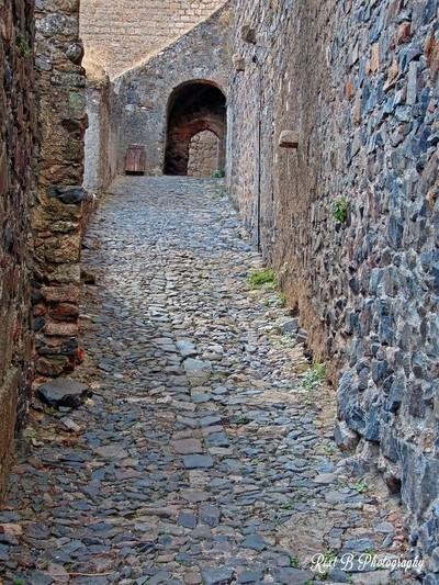 Portal to Castelo de Vide (Alentejo) Portugal