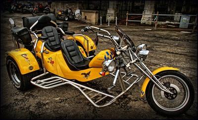 A Bike for Betty Boop