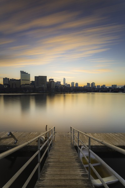 Dock Dawn