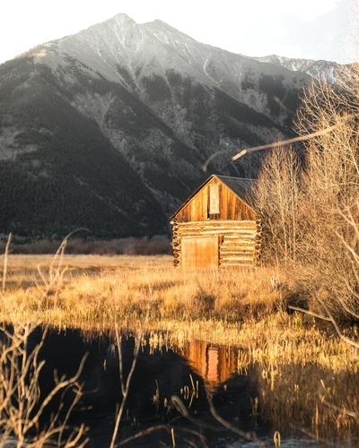 Cabin at Twin Lakes
