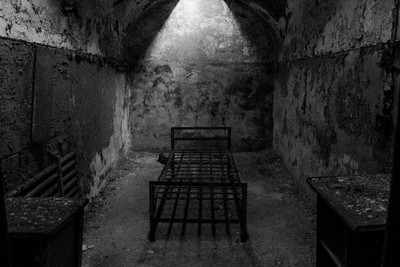 Eastern State Penitentiary Jail Cell