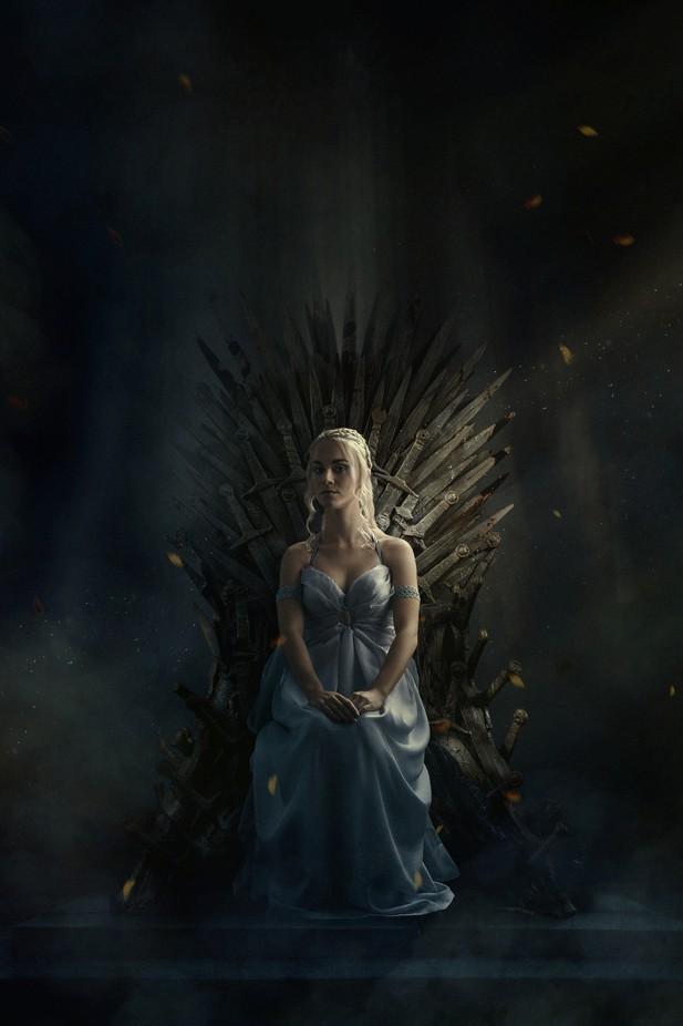 Daenerys Targaryen by RadovanBartekPhotographer - Science Fiction Photo Contest