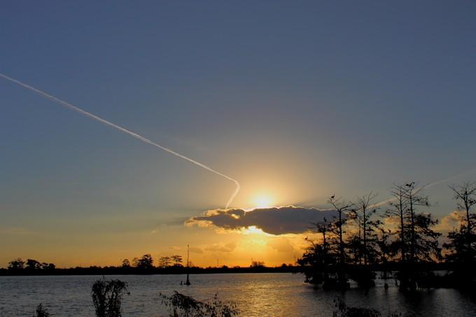 Sunrise in Venice 1