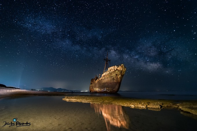 Galactic Observer by KostasPetropoulos - Once Upon A Time Photo Contest