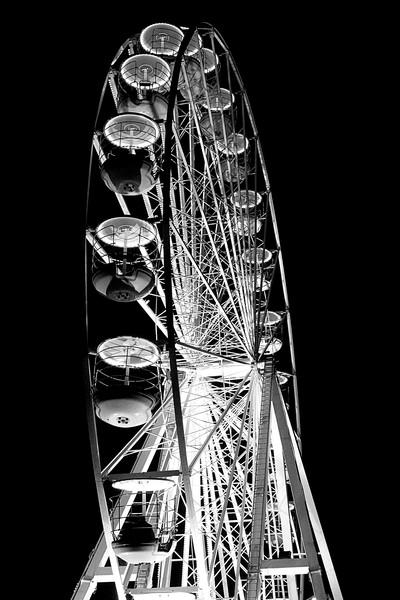 North Pole Ferris Wheel