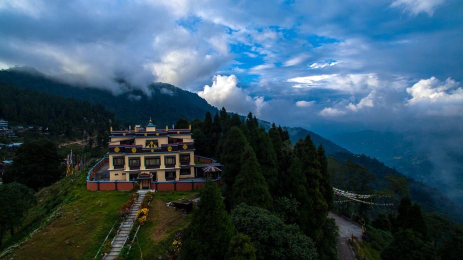 The Regpe Dorje Institute Lava Darjeeling