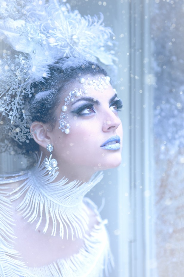 Snowing by clementinacabral - Weddings And Fashion Photo Contest