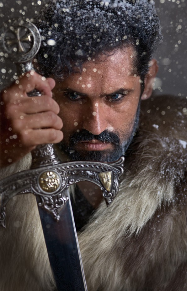 Ice King by clementinacabral - Male Portraits Photo Contest