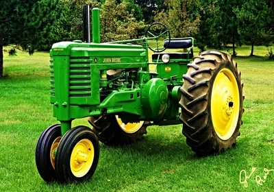 dads tractor