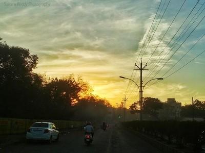 Sunset Time!