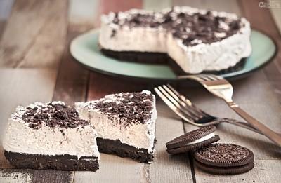 Homemade Oreo Cheesecake