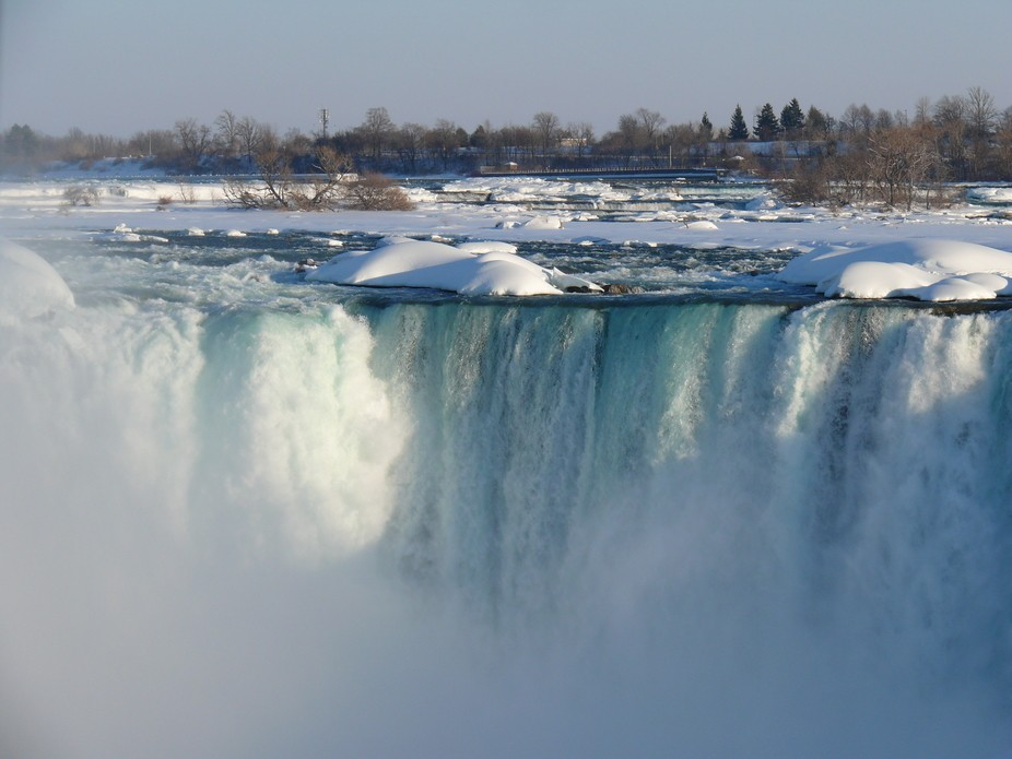 MOST BEAUTIFUL TIME OF THE YEAR TO VISIT NIAGARA FALLS CANADA