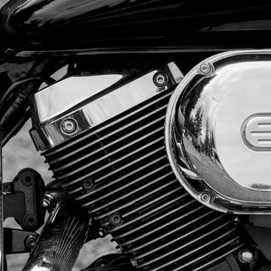 motorcycle grill