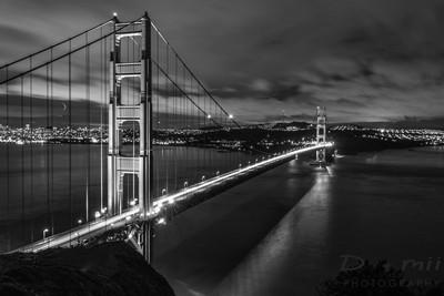 Golden Gate nights