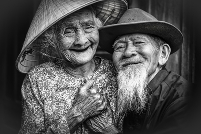 Hoi An Couple, Vietnam