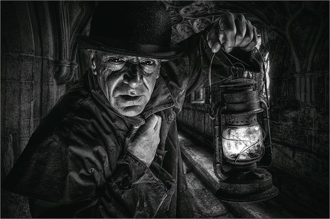 Dr Bob , Cellar of Souls by JP1958 - Male Portraits Photo Contest