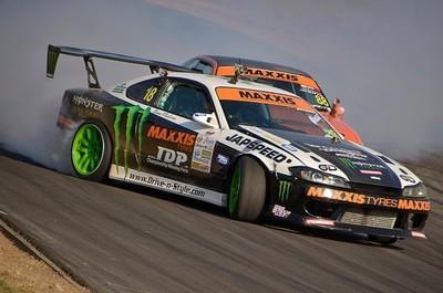 British Drift Championships - Anglesey Circuit