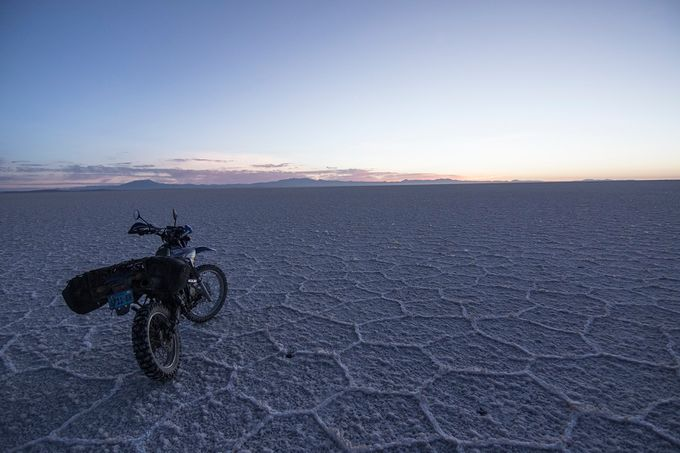 Morning View  by jameswalterduncanv - Motorcycles Photo Contest