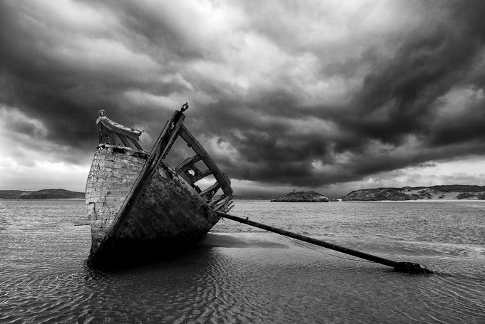 Stormy skies by photonblender - A Storm Is Coming Photo Contest